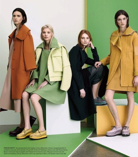 Technicolor Dream Coats WSJ Magazine September 2014-2