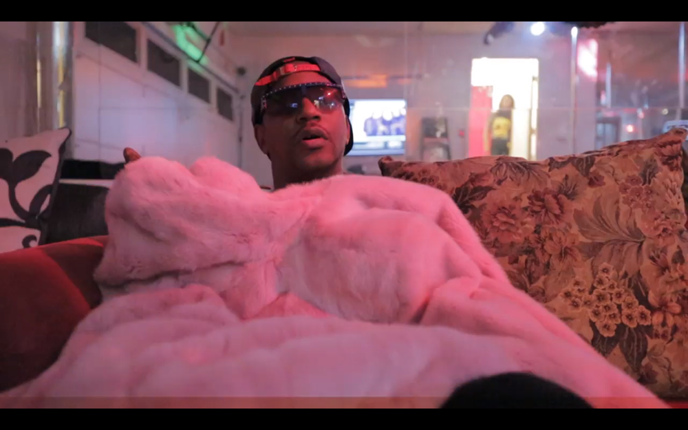 Cam ron SWEETEST Music Video