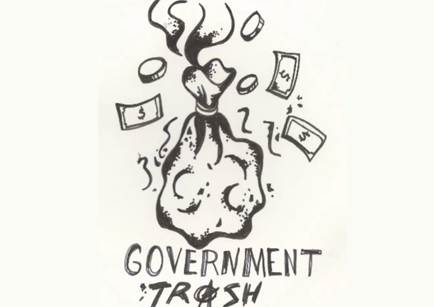 Death From Above 1979 Government Trash