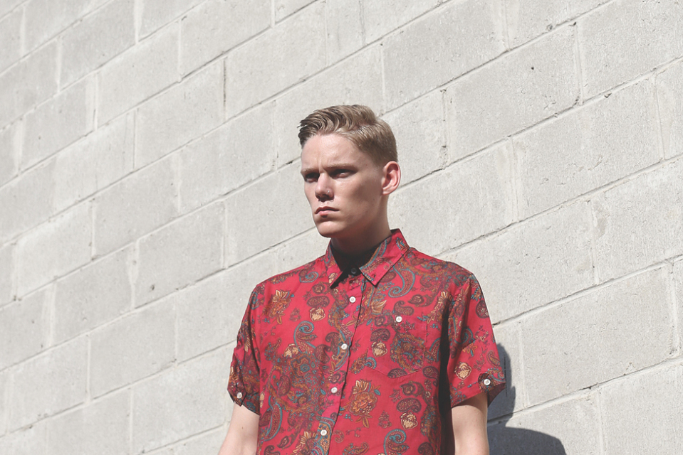 Profound Aesthetic Fall 2014 From Across a Distant Sky Lookbook-23