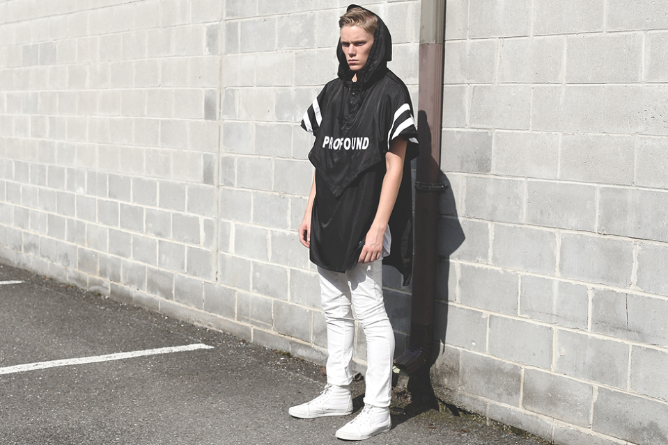 Profound Aesthetic Fall 2014 From Across a Distant Sky Lookbook-3