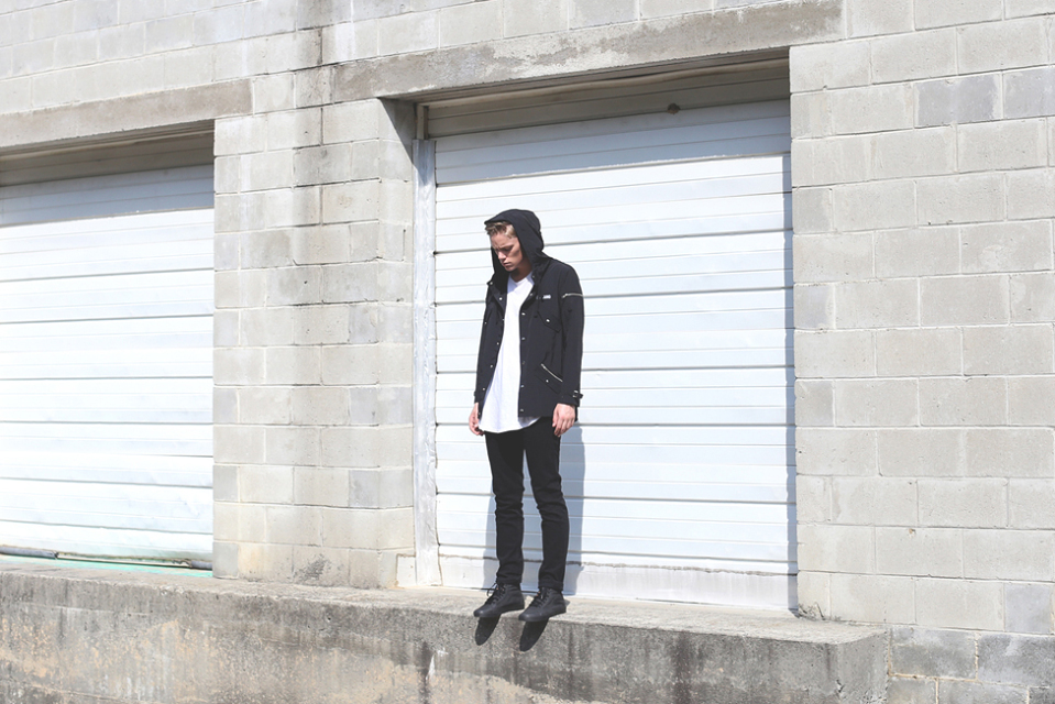 Profound Aesthetic Fall 2014 From Across a Distant Sky Lookbook-7