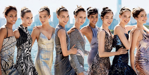 Vogue September 2014 The Instagirls