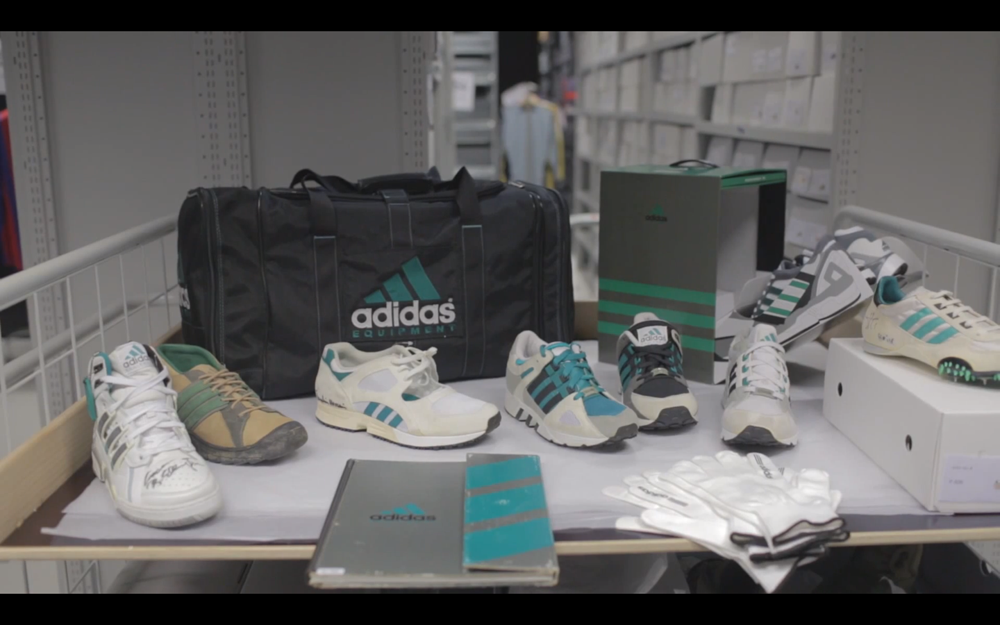 adidas Originals EQT Documentary Trailer