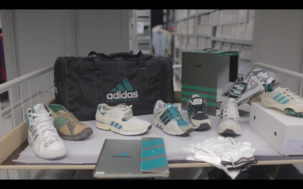 adidas Originals EQT Documentary Trailer