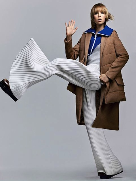 Edie Campbell for Vogue September 2014-8