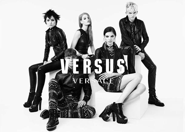 Versus Versace Fall Winter 2014 Campaign