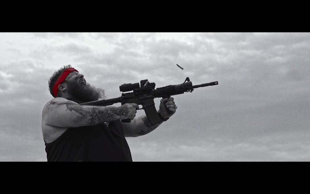 Action Bronson Easy Rider Music Video