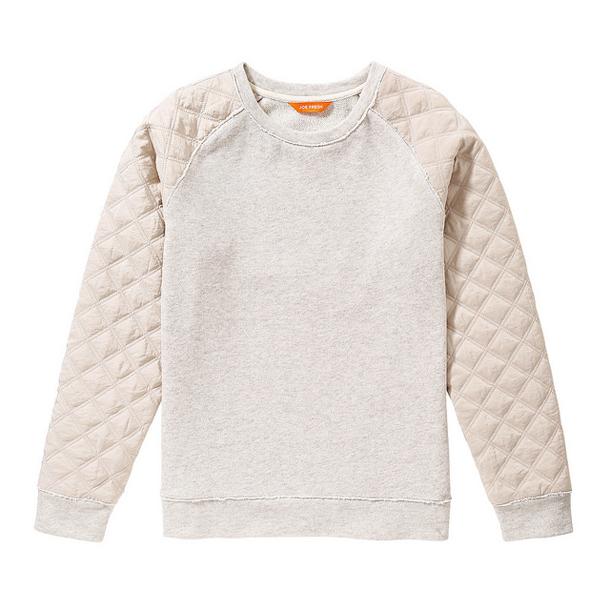 Joe Fresh Sweatshirt Fall 2014