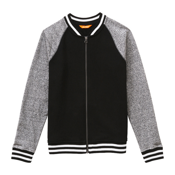 Joe Fresh Varsity Jacket Fall 2014