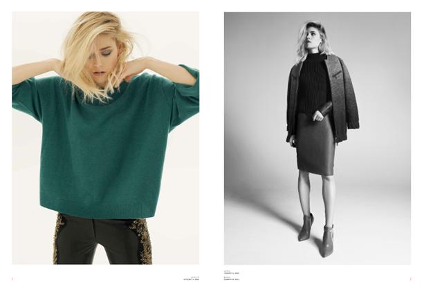 LINE Knitwear Fall Winter 2014-9