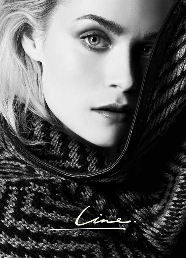 LINE Knitwear Fall Winter 2014