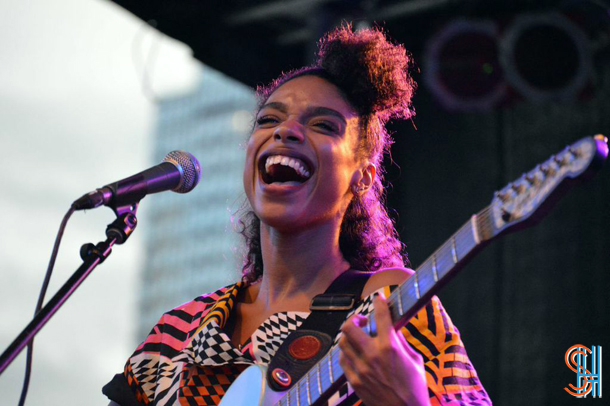 Lianne La Havas at Afropunk Festival 2014, Brooklyn-2