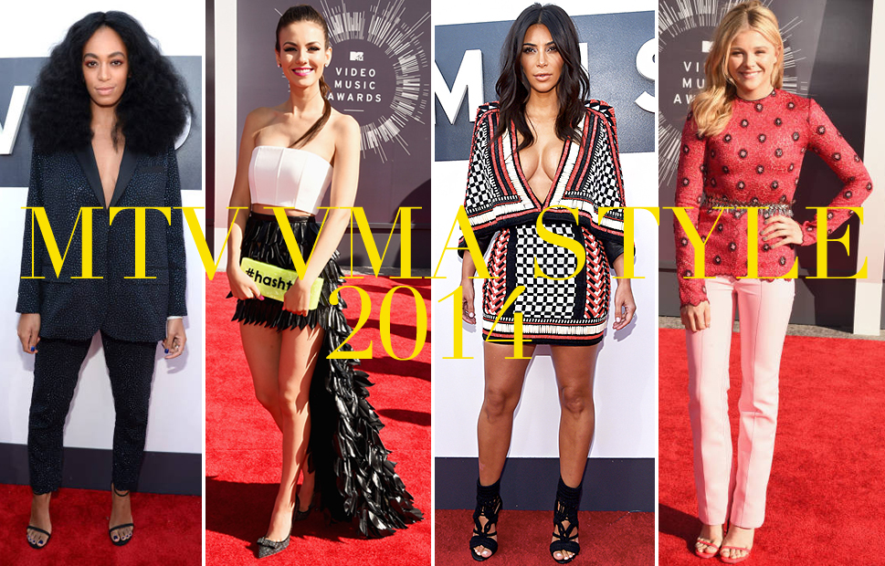 MTV VMA 2014 Best Dressed