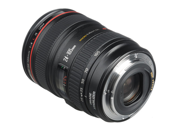 Review Canon EF 24-105mm f:4L IS USM