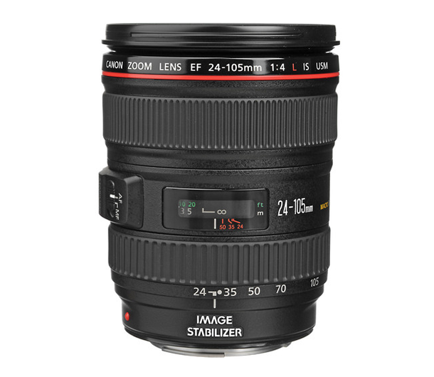 Review Canon EF 24-105mm f4L IS USM