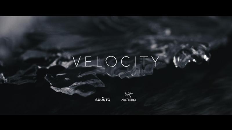 Arc teryx 2014 Fall Winter VELOCITY Video