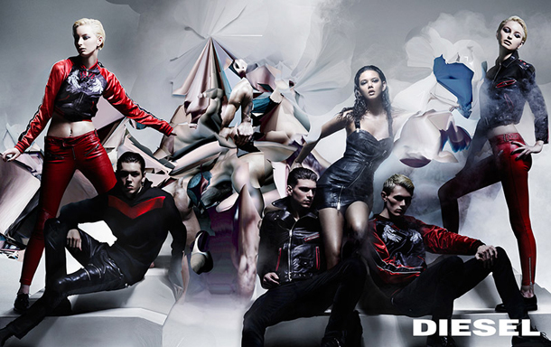 Diesel Fall Winter 2014 Campaign