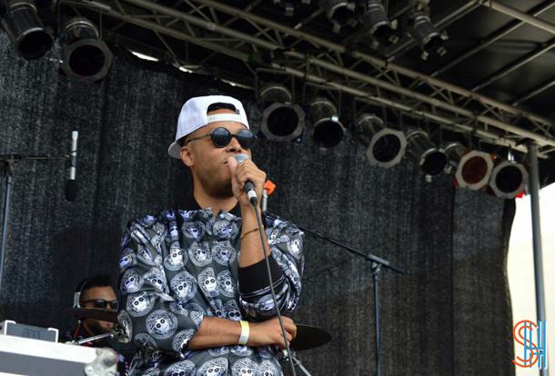 Gordon Voidwell at Afrofest 2014 Brooklyn-3