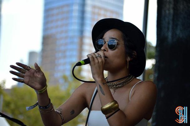 Lolawolf at Afrofest 2014 Brooklyn-3