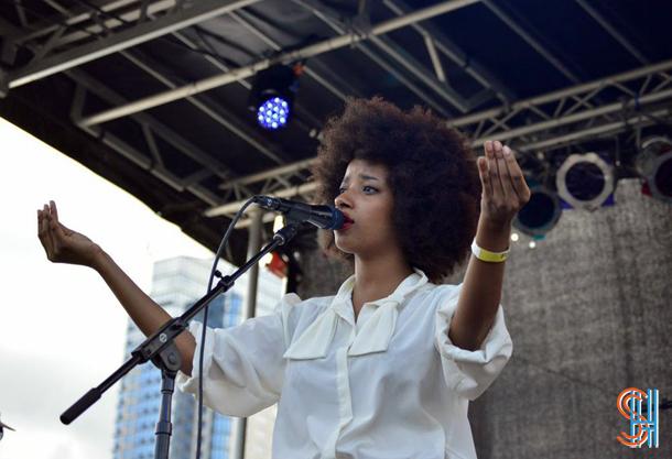 The Tontons at Afrofest 2014 Brooklyn-2