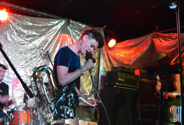 Rubblebucket at Mercury Lounge in New York