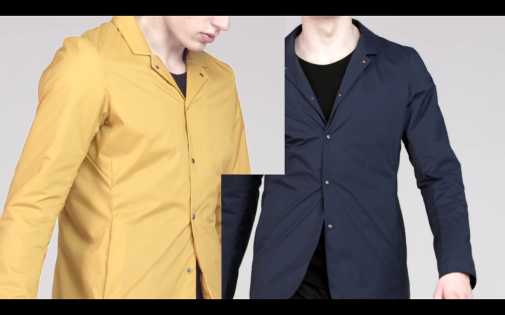 Arcteryx Veilance Fall Winter 2014 Collection Assembly