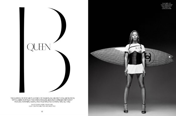 Beyonce for CR Fashion Book Issue 5-3