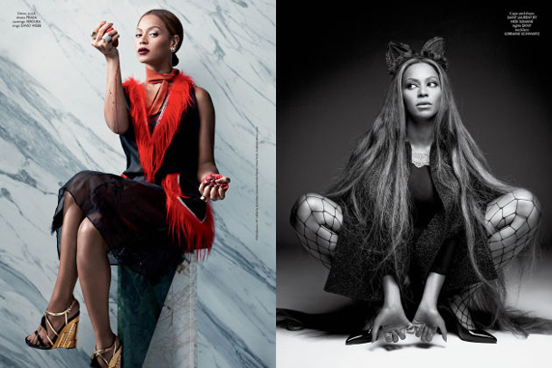 Beyonce for CR Fashion Book Issue 5-4