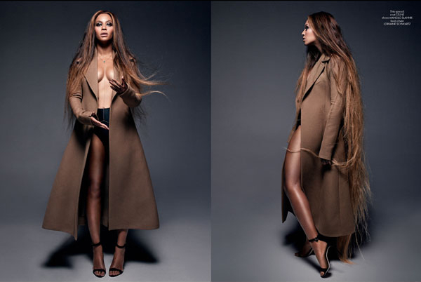 Beyonce for CR Fashion Book Issue 5-5