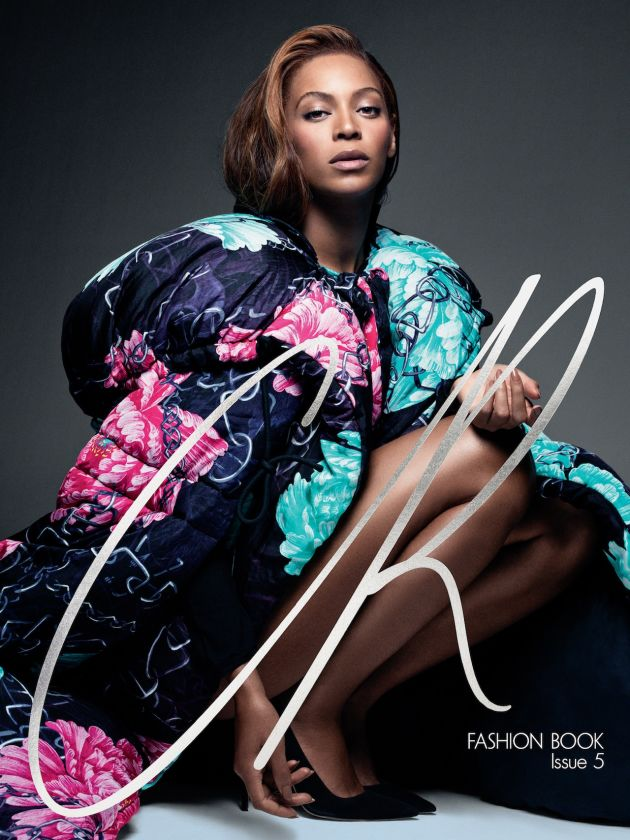 Beyonce for CR Fashion Book Issue 5
