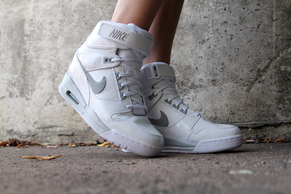 zapatillas plataforma mujer nike