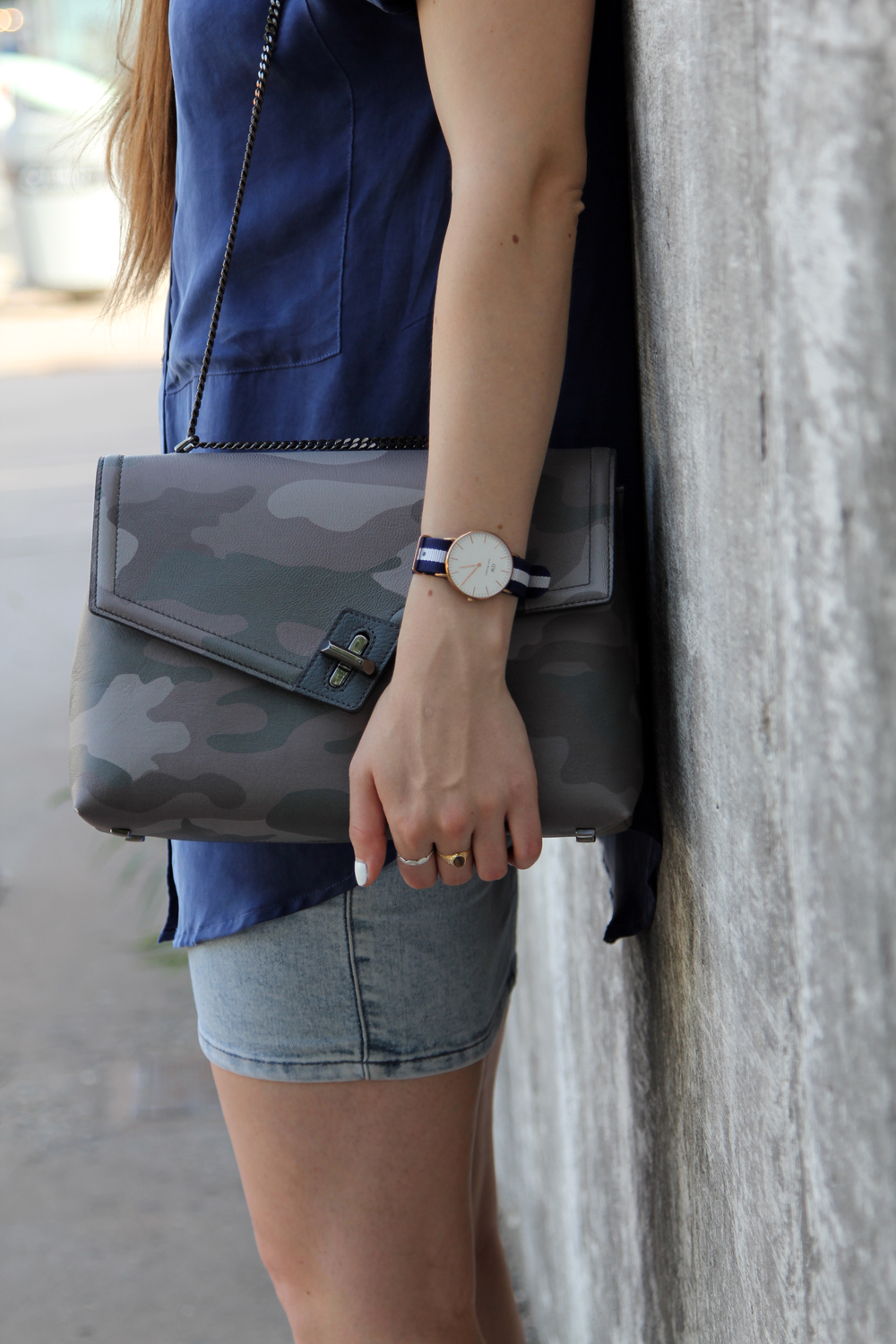 What I Wore Outfit Details Ela D:N Bag