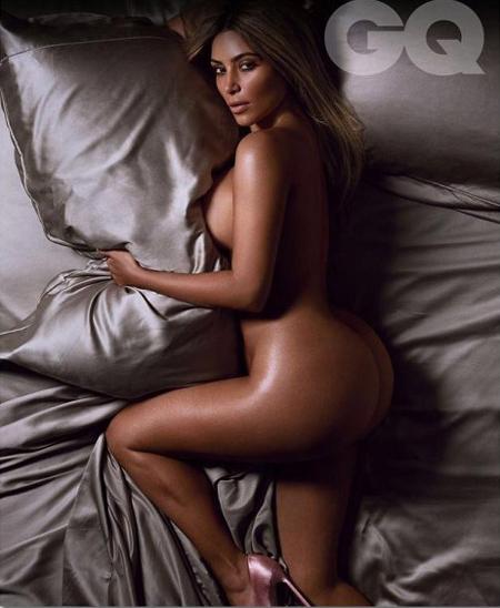 Kim Kardashian for GQ Woman of the Year 2014-1