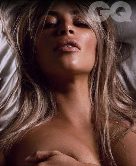 Kim Kardashian for GQ Woman of the Year 2014