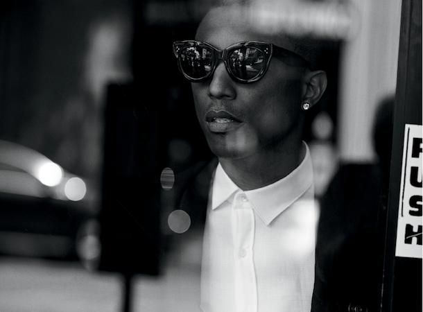 Pharrell Williams for WSJ Magazine Men's Style September 2014-6