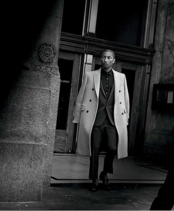 Pharrell Williams for WSJ Magazine Men's Style September 2014-8