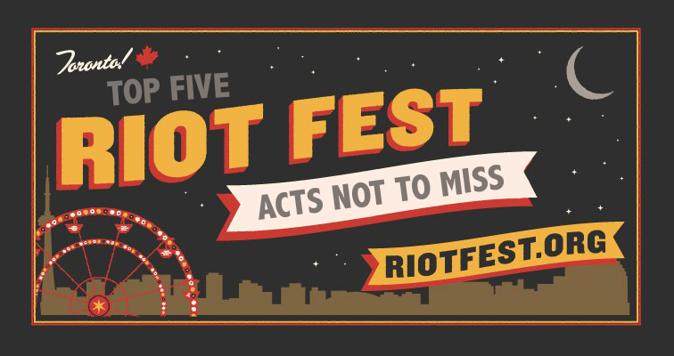 RIot Fest 2014 Toronto