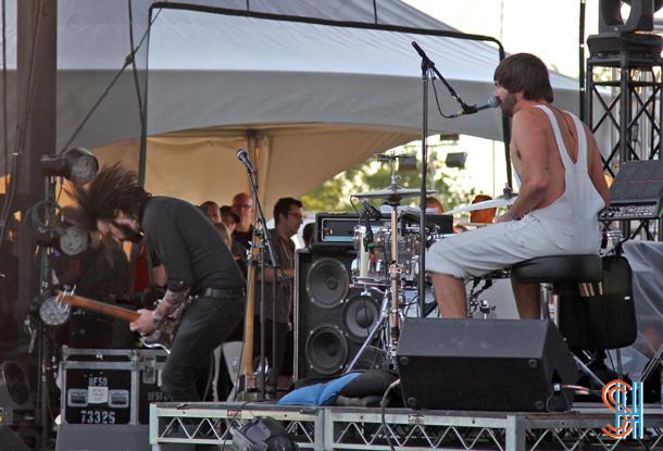 DFA 1979 at Riot Fest 2014
