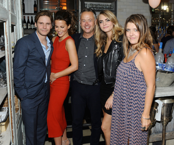 """""""The Face Of An Angel"""" TIFF World Premiere Party Hosted by GREY GOOSE vodka and Soho House Toronto"""