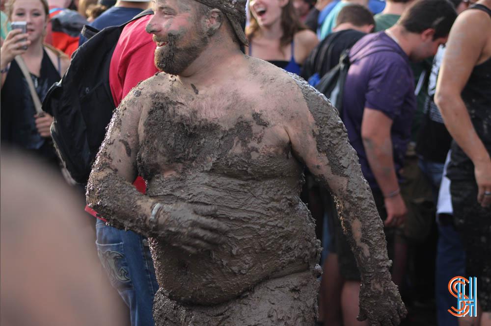 Mud Fight 1