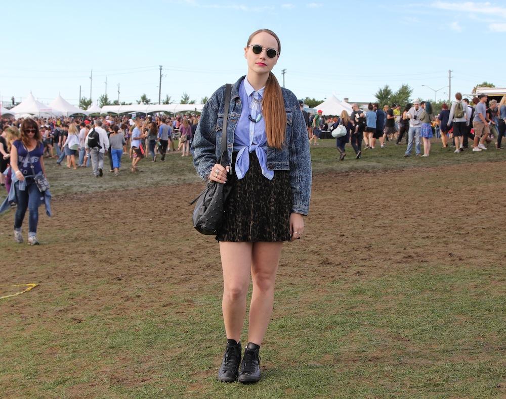 Riot Fest Outfit