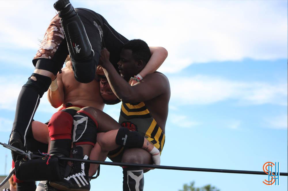 Wrestlers 1