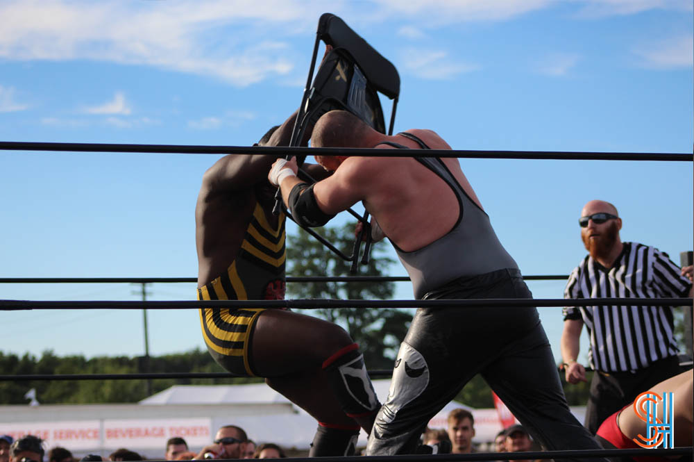 Wrestlers 2