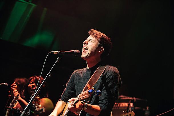 Bobby Bazini at Festival Music House 2014