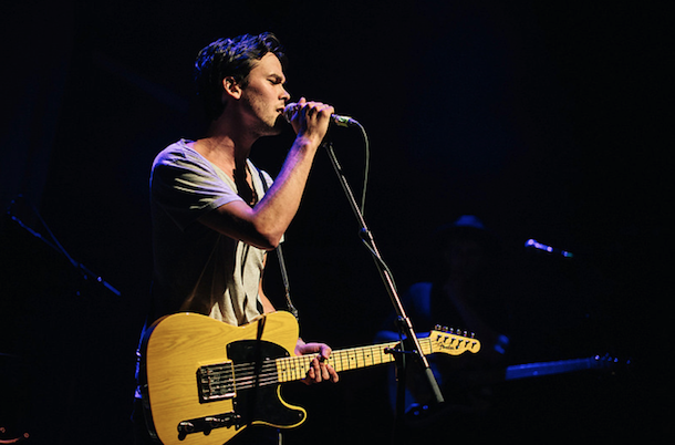 Justin Nozuka at Festival Music House 2014