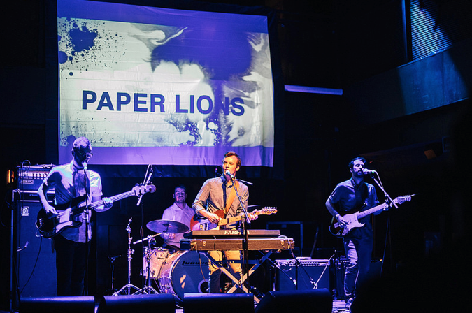 Paper Lions at Festival Music House 2014