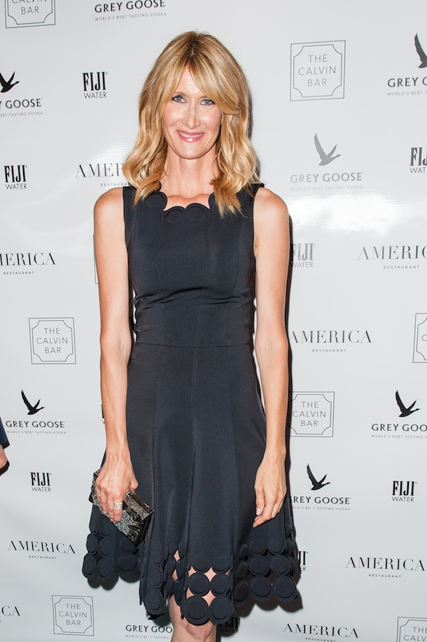 Laura Dern at the 99 Home TIFF 2014 Party.ca