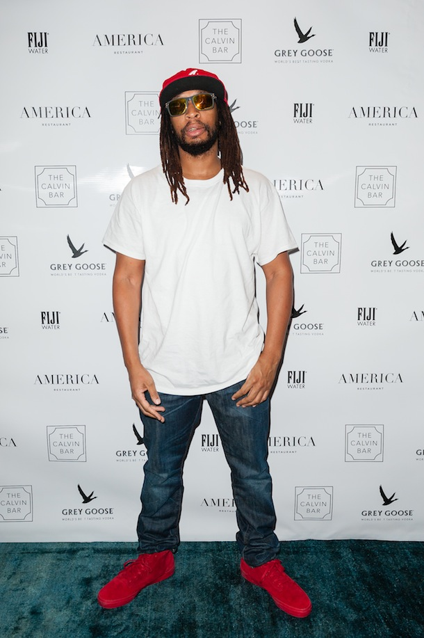 Lil John at the 99 Homes TIFF Party 2014