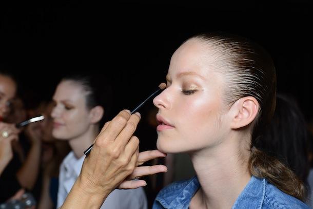 New York Fashion Week Beauty Alexander Wang SS 2015-3